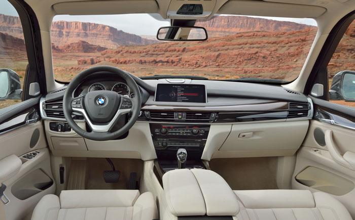 BMW X6-M 2014