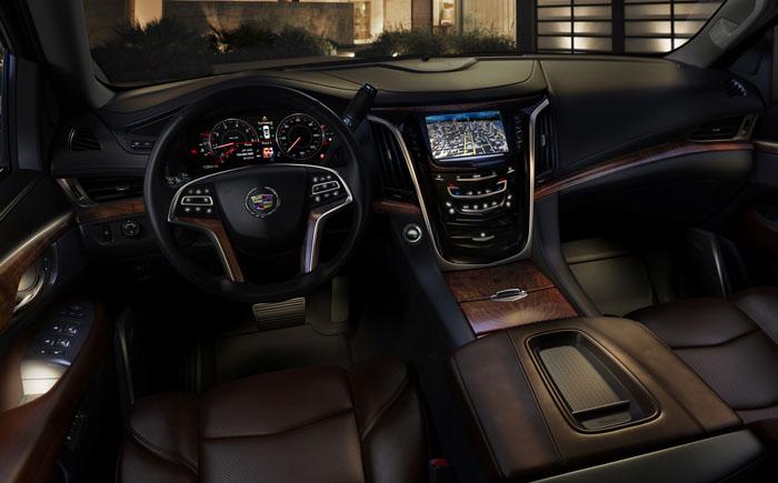 Cadillac Escalade ESV HPE 550, 2015