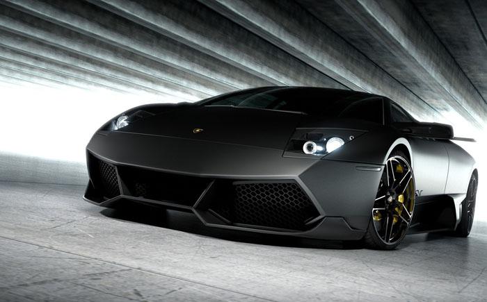 10 самых популярных мощных автомобилей в мире