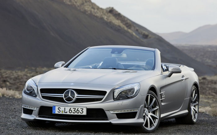 Mercedes-Benz SL63
