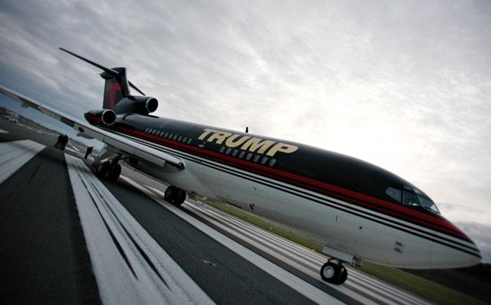 Самолёт Дональда Трампа