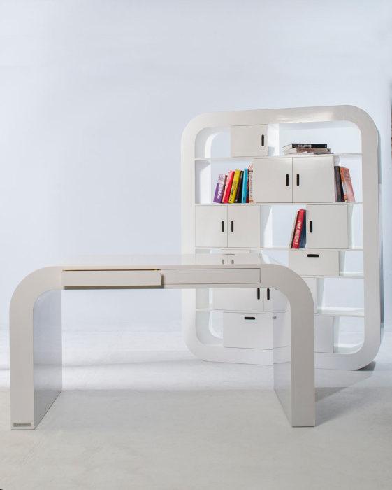 Новая коллекция мебели от датской дизайн-студии Signalement.