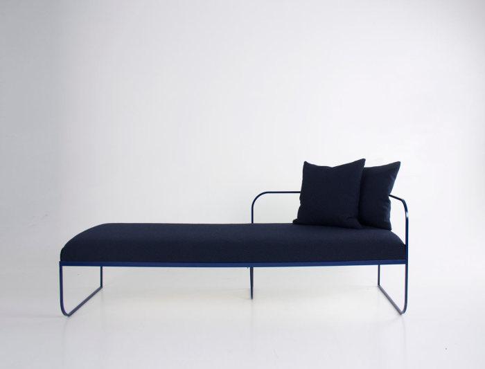 BALCONY - стильная кушетка для отдыха от Vera & Kyte.