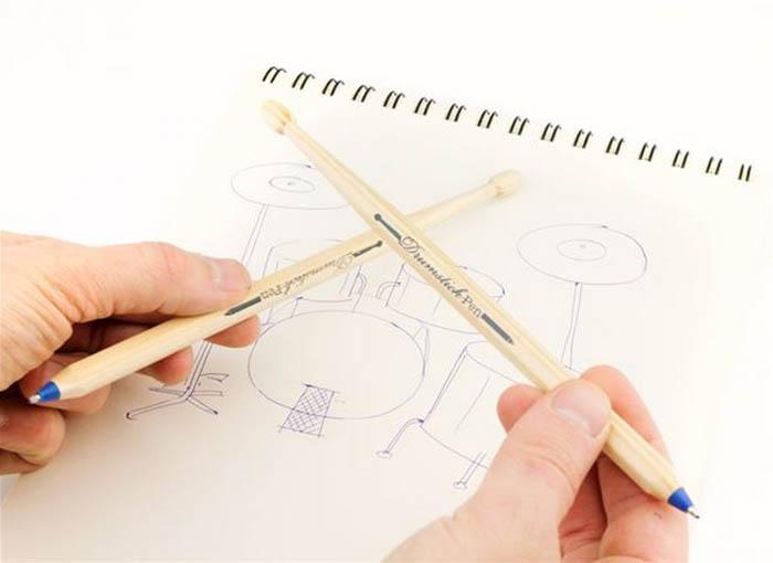 Ручки-барабанные палочки.