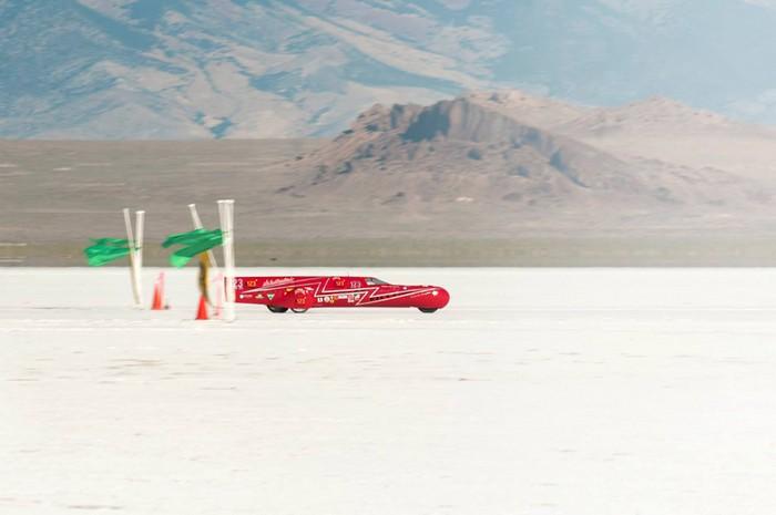 Killajoule – рекорд скорости на электрическом мотоцикле