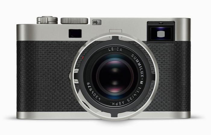 Фотоаппарат Leica M с дизайном от AUDI