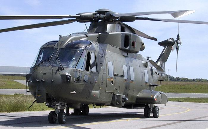 Вертолет AugustaWestland AW101