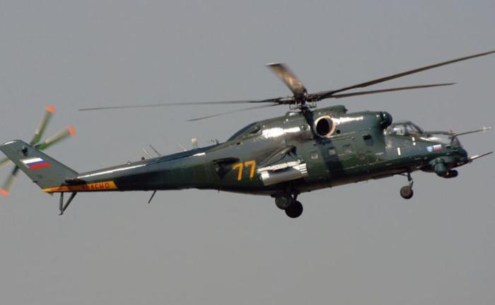 Kazan Mi-35M