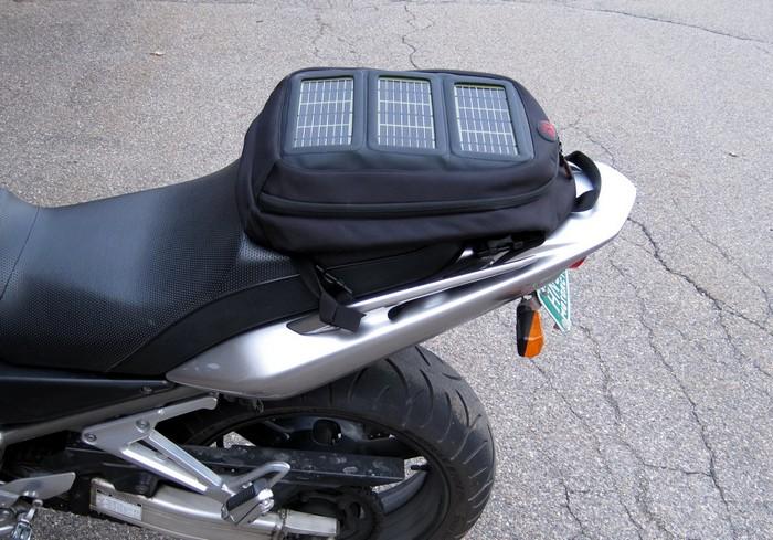 Voltaic Converter – рюкзак с солнечной батареей