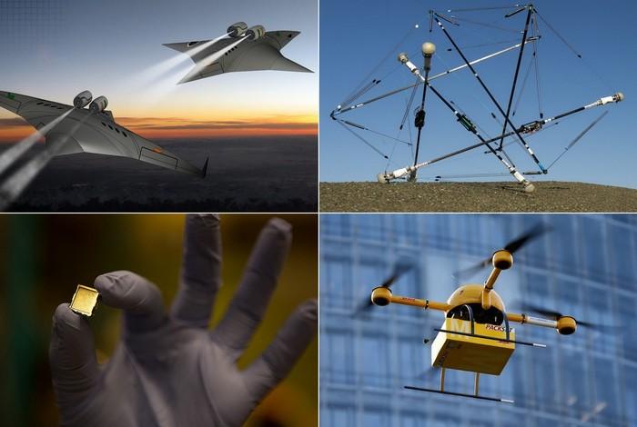Самые странные проекты от NASA