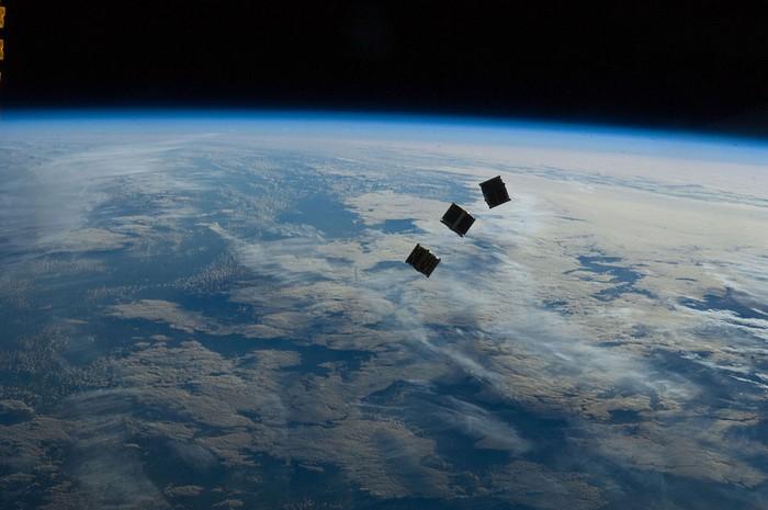 Миниатюрные спутники Земли от NASA