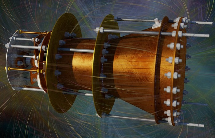 Cannae Drive – космический двигатель без топлива