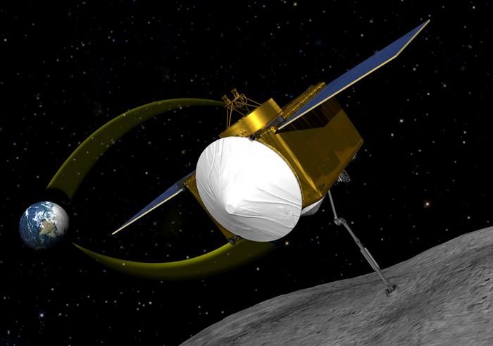 Космическая станция OSIRIS-REx