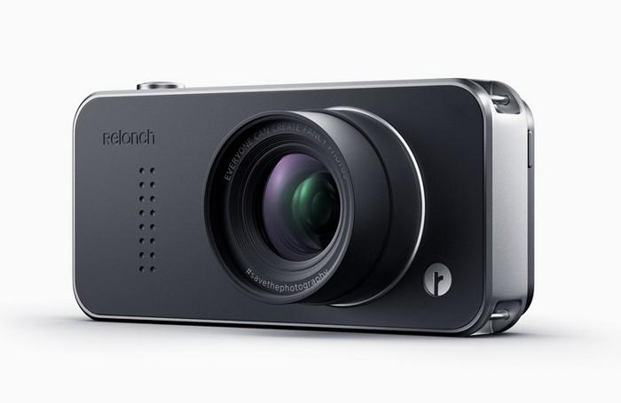 Relonch – 41-мегапиксельная внешняя фотокамера для iPhone