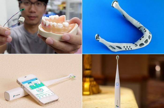 Технологичные средства для лечения зубов и ухода за ними