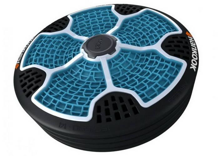 i-Flex – безвоздушное колесо будущего