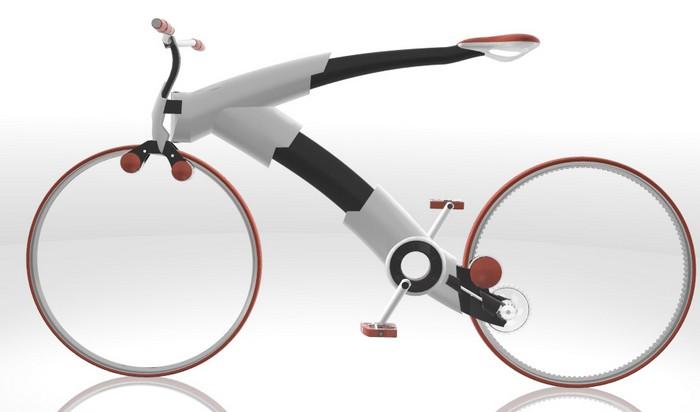 Nulla – пустое колесо для велосипеда