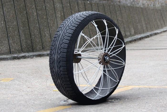 Roadless Wheel – колесо для бездорожья