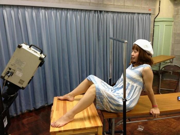 Vagina Kayak – лодка в виде влагалища японской художницы