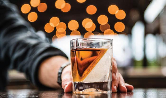 Идеальный стакан для виски.