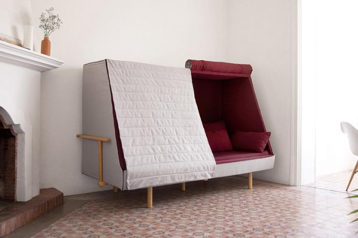 Мебель для уединения.