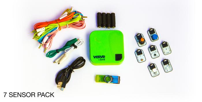 7 Sensor pack