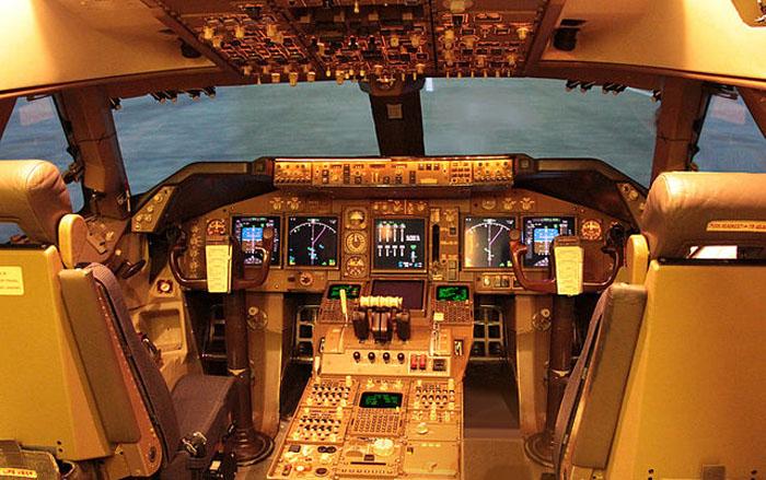 Boeing 747-400 Custom