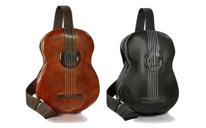 Рюкзак-гитара