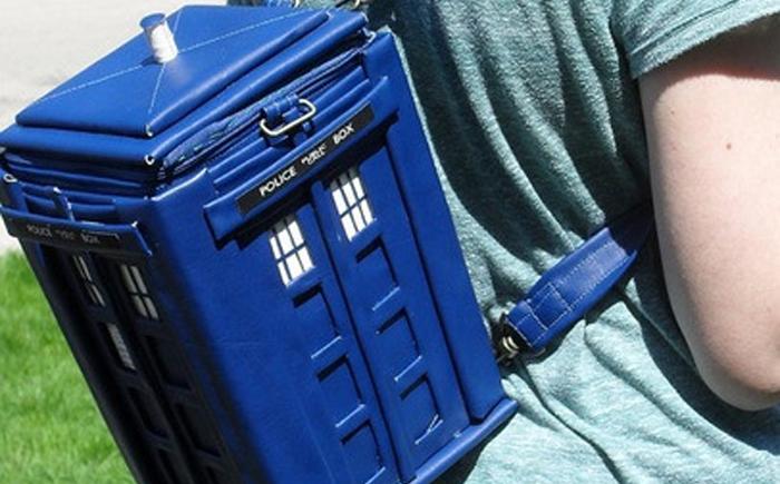 Рюкзак TARDIS