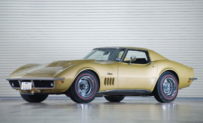 1969 год Chevrolet Corvette L88