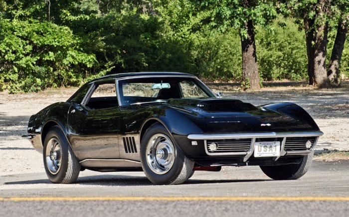 1968 год Chevrolet Corvette L88