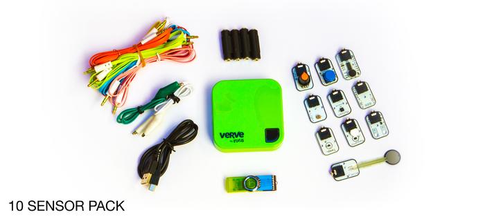 10 Sensor pack