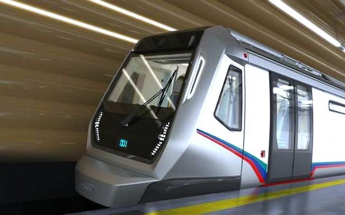 Самый «зеленый» поезд метро в мире от BMW