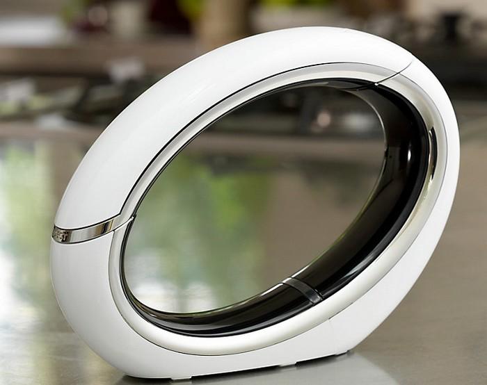 Eclipse DECT – стационарный телефон в форме лунного затмения