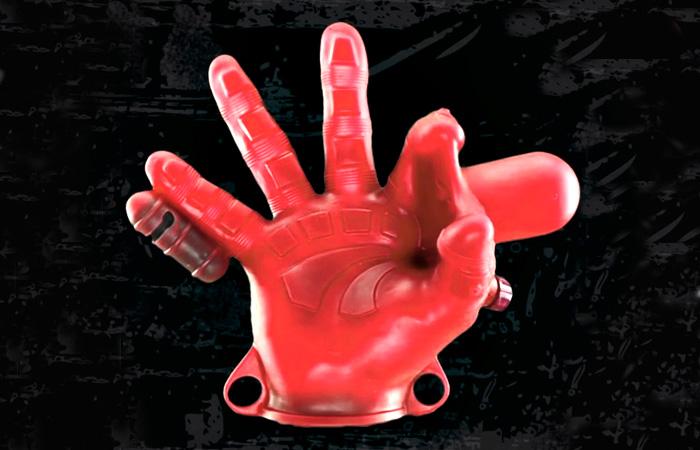 Видео-презентация The Handie: новое поколение эротических игрушек для мужчин