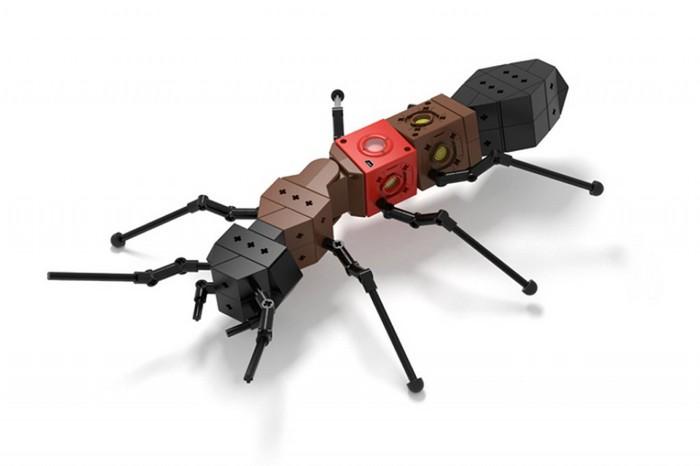 Kinematics – модульный робот для юных техников