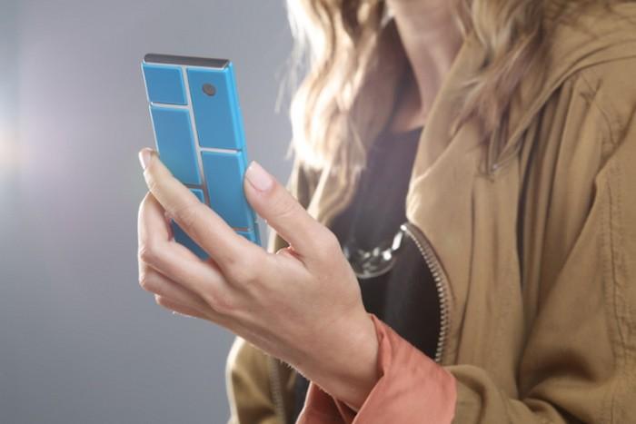 Motorola Ara – модульный смартфон