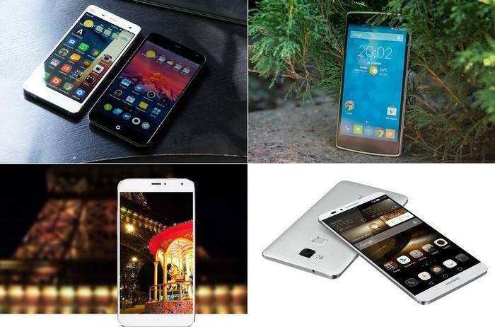 Бюджетные китайские смартфоны-флагманы