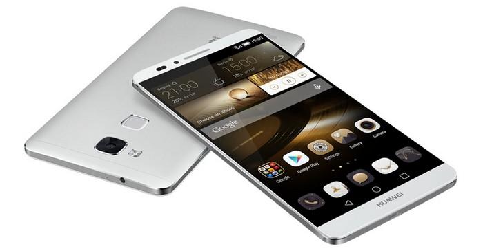 Китайский флагман смартфон Huawei Ascend Mate 7