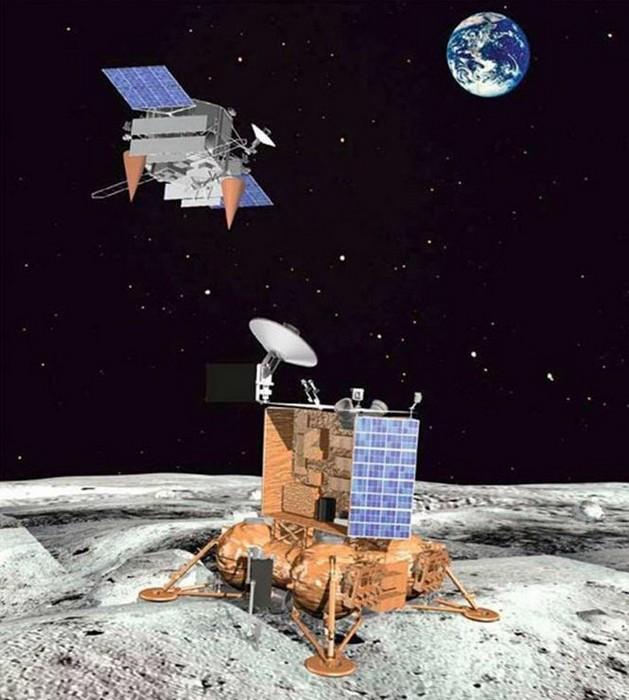 Луна-25 и Луна-26