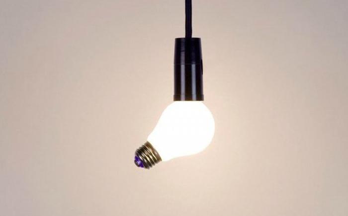 Лампа «Лампочка»