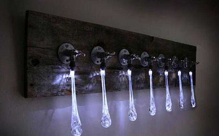 Оригинальный светильник от Тани Кларк