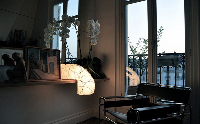 Лампа L