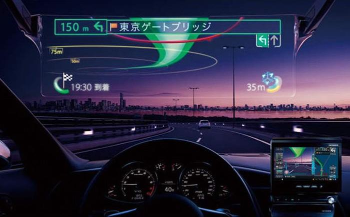 Проекционные дисплеи