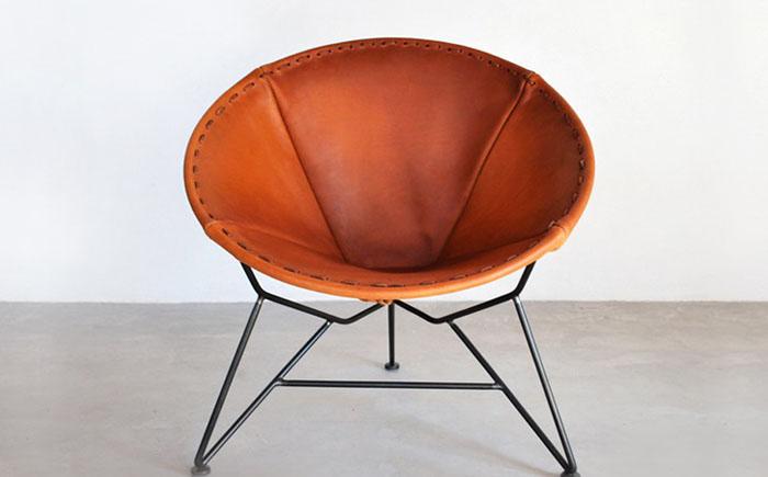 Кресло от Jamey Garza