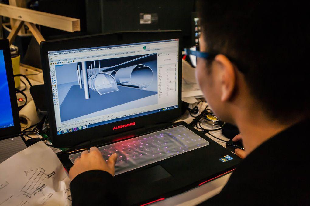 Проектирование Hyperloop