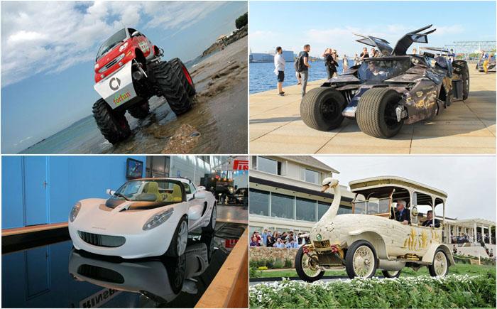 10 самых экзотичных автомобилей в мире
