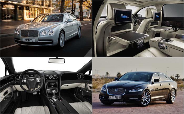 Самые модные и роскошные автомобили последних лет на мировом рынке