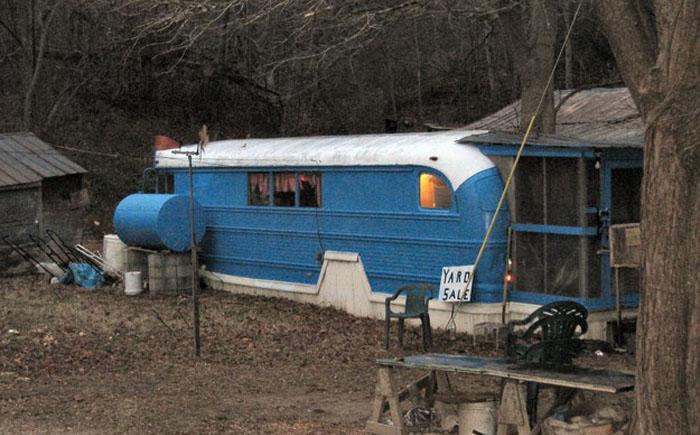 Автобус-дом