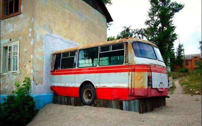 Автобус-спальня